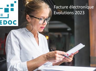 La facturation électronique pour le B2B :  une obligation en vue pour 2023